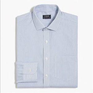 Thompson Slim-Fit Flex Wrinkle-Free Dress Shirt
